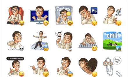 Bill Gates Sticker Pack