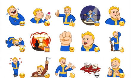 Vault Boy Sticker Pack
