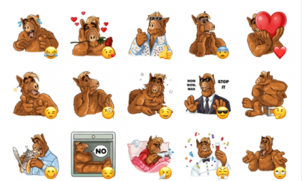 ALF Sticker Pack