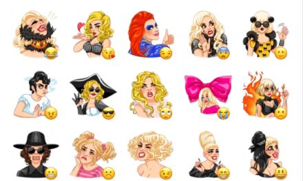 Lady Gaga Sticker Pack