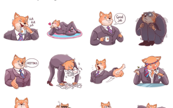Top Dog Sticker Pack