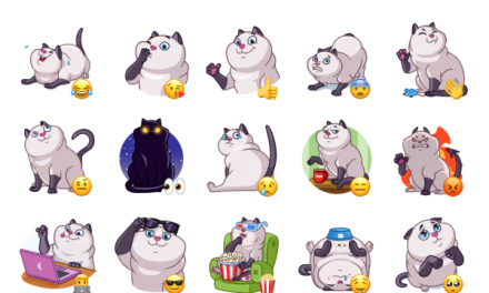 Cathbert Sticker Pack