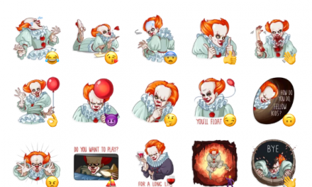 Pennywise Sticker Pack