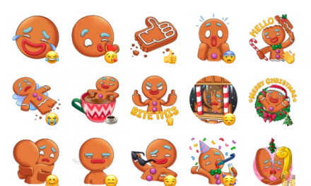 Gingy Sticker Pack