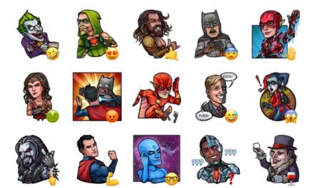 DC Sticker Pack