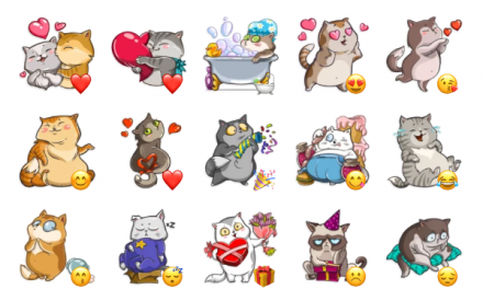 Cat it! Sticker Pack