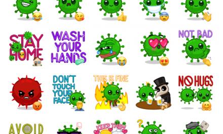 Coronavirus Sticker Pack
