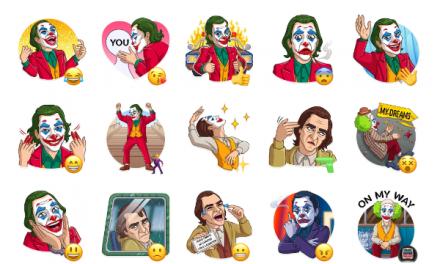 Joker Sticker Pack