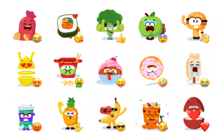 The Foods Sticker Pack