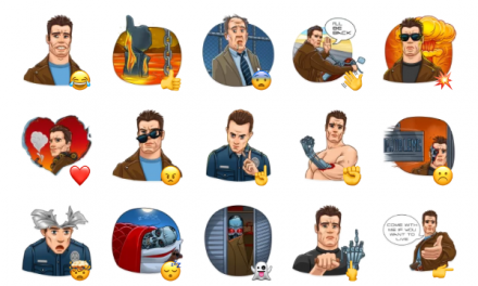 Terminator Sticker Pack
