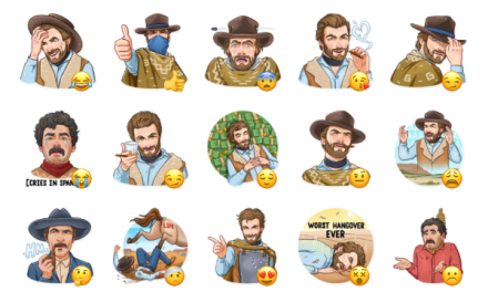 Clint Eastwood Sticker Pack