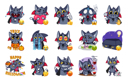 Catcula Sticker Pack