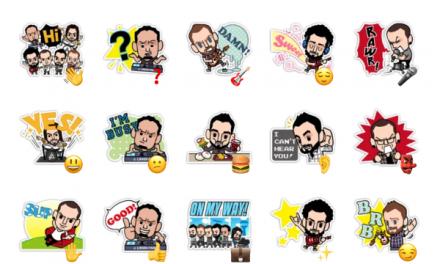 Linkin Park Sticker Pack