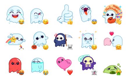 Shpooky Sticker Pack