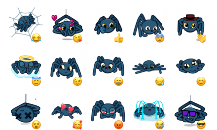 Arachnid Sticker Pack