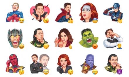 Avengers Sticker Pack