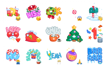 Holiday Kit Sticker Pack
