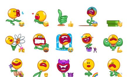 Mr. Floret Sticker Pack